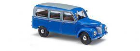 BUSCH 51251 Framo V901/2 Bus blau Automodell 1:87 kaufen