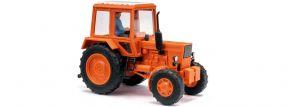 BUSCH 51314 Belarus MTS-82 mit Bauer | Landwirtschaftsmodell 1:87 kaufen