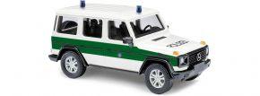 BUSCH 51434 Mercedes-G 90, Polizei Bayern   Blaulichtmodell 1:87 kaufen