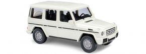 BUSCH 51466 Mercedes G 08 gr. Stoßstange   Modellauto 1:87 kaufen