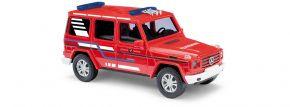 BUSCH 51467 Mercedes-Benz G-Klasse Feuerwehr Taufkirchen Blaulichtmodell 1:87 kaufen