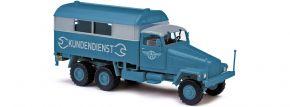 BUSCH 51573 IFA G5 Koffewagen, Kundendienst EGW | LKW-Modell 1:87 kaufen