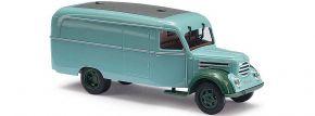 BUSCH 51801 Robur Garant K 30 Kastenwagen türkis   Modellauto 1:87 kaufen