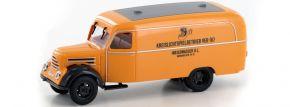 BUSCH 51809 Robur Garant VEB Kreislichtspielbetrieb | LKW-Modell 1:87 kaufen