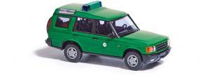 BUSCH 51912 Land Rover Discovery Serie II Bundespolizei Blaulichtmodell 1:87 kaufen