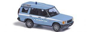 BUSCH 51914 Land Rover Discovery Serie II Polizia Blaulichtmodell 1:87 kaufen