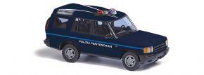 BUSCH 51916 Land Rover Discovery Serie II Polizia Penitenziaria Blaulichtmodell 1:87 kaufen