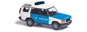 BUSCH 51917 Land Rover Discovery Serie II Polizei Thüringen Blaulichtmodell 1:87 kaufen