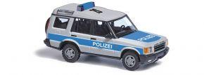 BUSCH 51923 Land Rover Discovery Wasserschutzpolizei Blaulichtmodell 1:87 kaufen