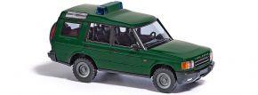 BUSCH 51925 Land Rover Discovery Zoll | Blaulichtmodell 1:87 kaufen