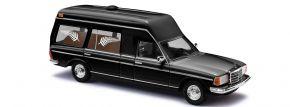 BUSCH 52203 Mercedes-Benz VF123 Miesenaufbau Bestattungswagen Automodell 1:87 kaufen