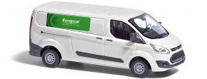BUSCH 52418 Ford Transit Custom Europcar | Automodell 1:87 kaufen