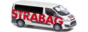BUSCH 52428 Ford Transit Bus, STRABAG | Modellauto 1:87 kaufen