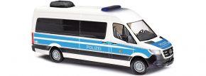 BUSCH 52610 MB Sprinter, Polizei Berlin   Blaulichtmodell 1:87 kaufen