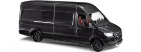 BUSCH 52614 MB Sprinter, Black Edition | Modellauto 1:87 kaufen