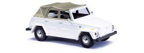 BUSCH 52700 VW 181 Kurierwagen weiß   Automodell 1:87 kaufen