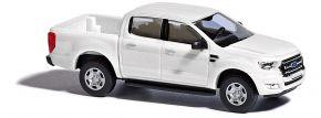 BUSCH 52802 Ford Ranger weiss Automodell 1:87 kaufen