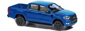 BUSCH 52808 Ford Ranger, Metallica Blau | Modellauto 1:87 kaufen