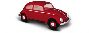 BUSCH 52901 VW Käfer Brezelfenster rot Automodell 1:87 kaufen