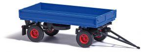 BUSCH 53001 IFA HW60 mit Hochdruckbereifung blau Anhängermodell 1:87 kaufen