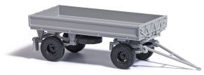 BUSCH 53003 IFA HW60 mit Kippgestänge mit Hochdruckbereifung Anhängermodell 1:87