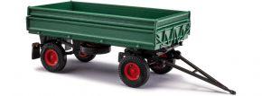 BUSCH 53006 IFA HW 60 mit Aufsatz, grün | Landwirtschaftsmodell 1:87 kaufen