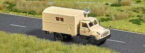 BUSCH 5628 Hanomag AL28 Rotes Kreuz mit Blinklicht Blaulichtmodell 1:87 kaufen