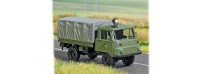 BUSCH 5668 Robur LO 2002A NVA mit Suchscheinwerfer leuchtend LKW-Modell 1:87 kaufen