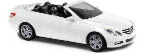 BUSCH 60210 Mercedes E-Klasse Cabrio | Modellauto Bausatz 1:87 kaufen