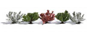 BUSCH 6060 Frühlingsbüsche | Höhe ca. 35 mm | 5 Stück | Spur H0 kaufen