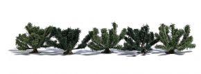 BUSCH 6061 Sommerbüsche | Höhe ca. 35 mm | 5 Stück | Spur H0 kaufen