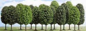 BUSCH 6486 Laubbäume | Höhe 7 cm bis 12,5 cm | 12 Stück |  Bäume Spur H0 kaufen