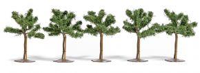 BUSCH 6618 Jungbäume mit Abstützung 5 Stück Fertigmodell Spur H0 kaufen
