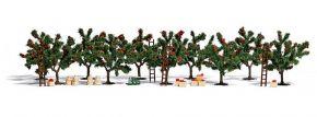 BUSCH 6620 Apfelplantage Apfelbäume mit Zubehör Spur H0 kaufen