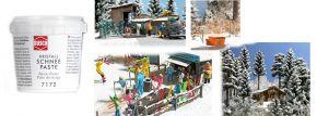 BUSCH 7172 Kristall-Schneepaste 150gr Dose Anlagenbau alle Spurweiten kaufen