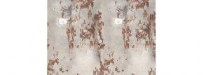BUSCH 7438 Dekoplatte Verwitterte Ziegelwand | 2 Stück | für alle Spurweiten kaufen