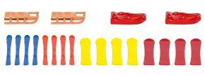 BUSCH 7769 MiniSetSchlitten und Skier Fetigmodelle 1:87 kaufen
