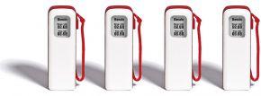BUSCH 7775 Mini-Set Zapfsäulen | Bausatz Spur H0 kaufen