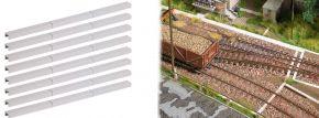 BUSCH 7777 MiniSet Kabelkanal 8mm 24 Stück Bausatz Spur H0 kaufen