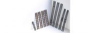 BUSCH 7786 Leitern-Set Ausgestaltungszubehör Fertigmodelle Spur H0