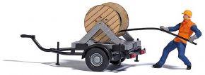 BUSCH 7836 Action-Set Kabelzieher Fertigmodell 1:87 kaufen