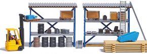 BUSCH 7845 Action-Set Gabelstapler mit Fahrer Bausatz 1:87 kaufen