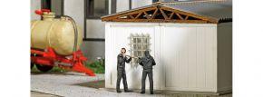 BUSCH 7951 Action-Set Hauseinbruch   Fertigmodell   Spur H0 kaufen