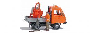BUSCH 7880 Action Set Sinkkastenreinigung Fertigmodell Spur H0 kaufen
