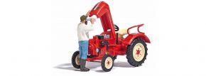 BUSCH 7882 Traktorreparatur | Bausatz Spur H0 kaufen