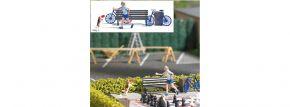 BUSCH 7899 Action-Set Hundefrisbee   Fertigmodell   Spur H0 kaufen
