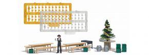 BUSCH 7900 Action Set Richtfest Bausatz Spur H0 kaufen