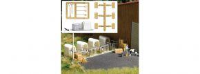 BUSCH 7931 Action-Set Kälberiglu   Fertigmodell   Spur H0 kaufen