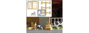 BUSCH 7932 Action-Set Kälberfütterung | Fertigmodell | Spur H0 kaufen