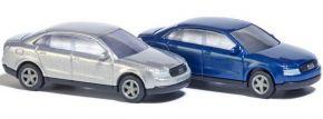 BUSCH 8340 Audi A4 Limousine | 2 Stück | Automodell 1:160 kaufen